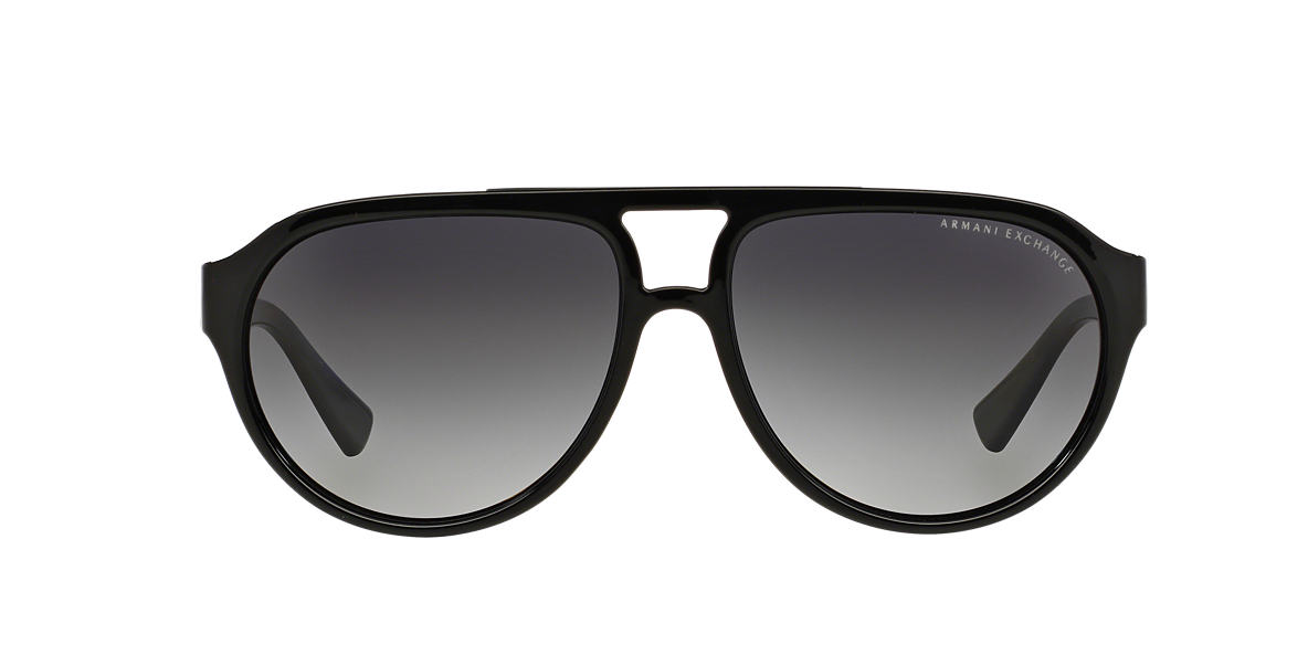 AX Black AX4042S 59 Grey polarized lenses 59mm