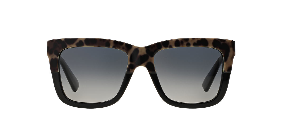 DOLCE and GABBANA Multicolor DG4262 54 Grey polarized lenses 54mm