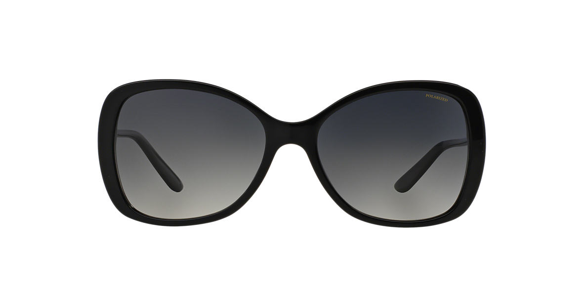 VERSACE Black VE4303 58 Grey polarized lenses 58mm