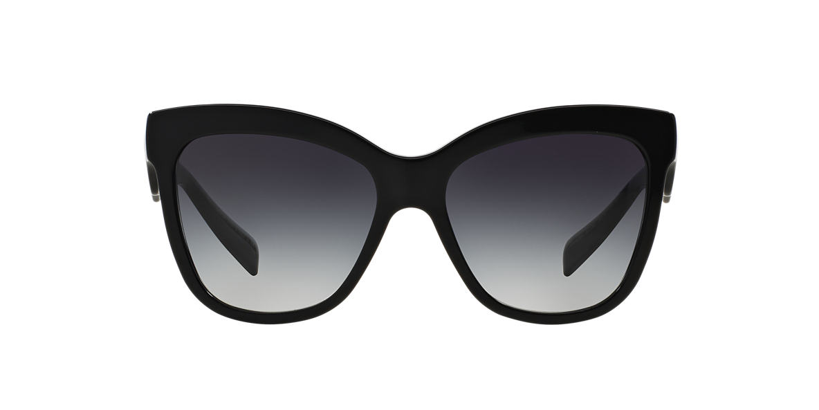 DOLCE and GABBANA Black DG4264 55 Grey lenses 55mm