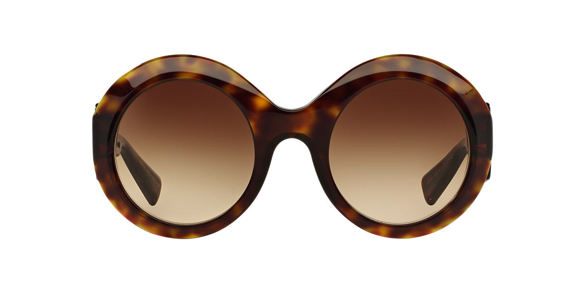 DOLCE AND GABBANA Brown DG4265 51 Brown lenses 51mm