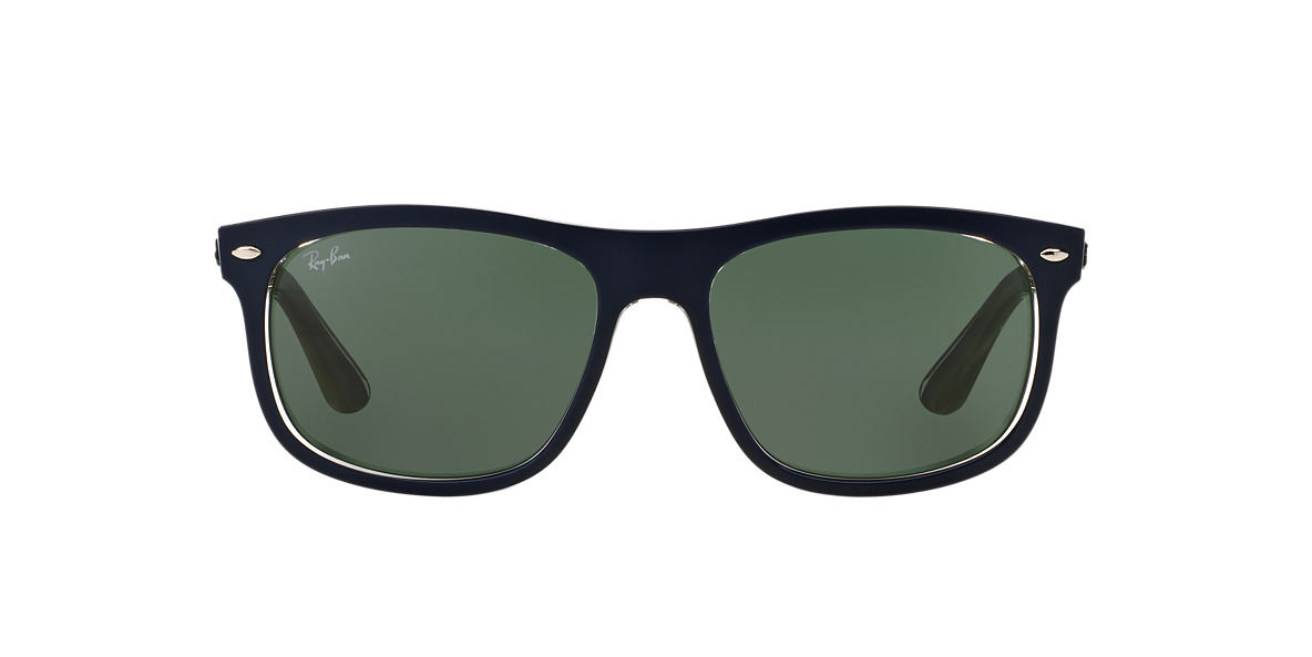 RAY-BAN Blue RB4226 56 Green lenses 56mm