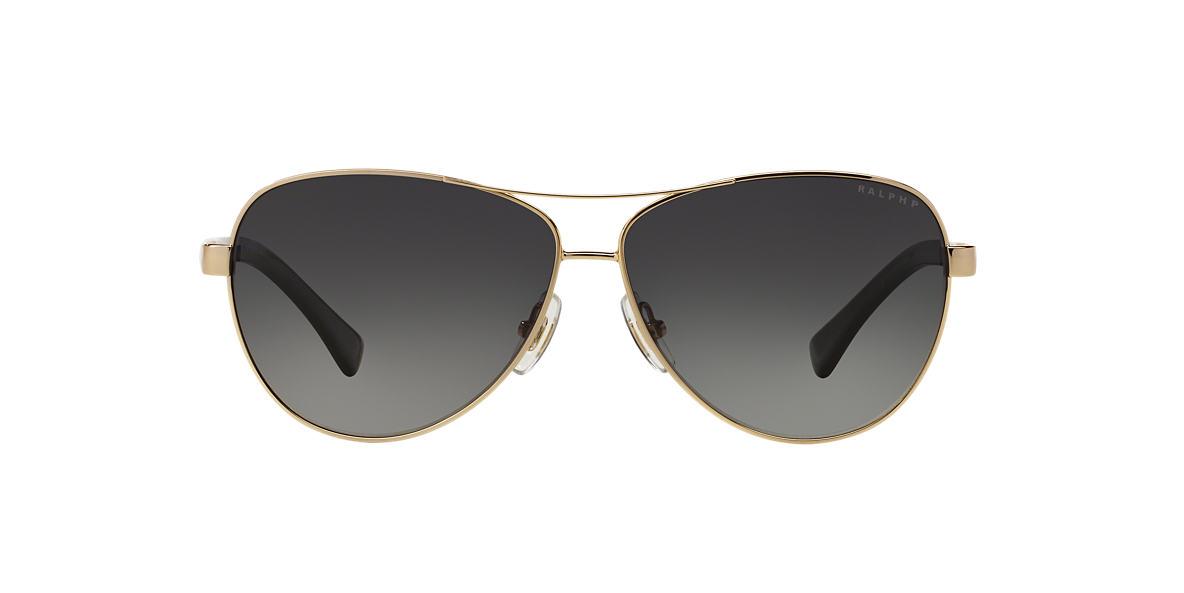 RALPH Gold RA4116 60 Grey polarized lenses 60mm