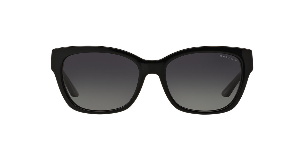 RALPH Black RA5208 Grey polarised lenses 55mm