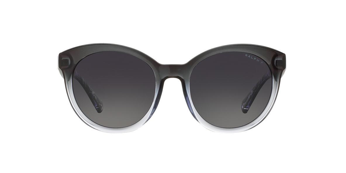 RALPH Black RA5211 Grey polarised lenses 53mm