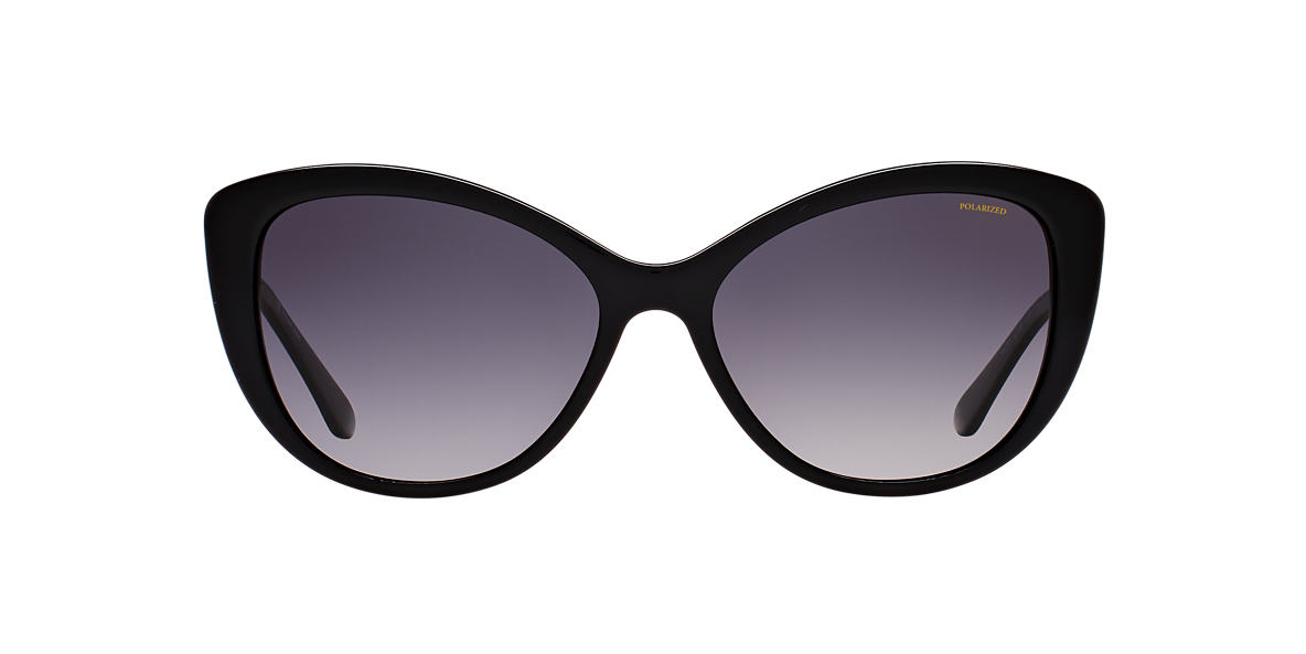 VERSACE Black VE4295 57 Grey polarized lenses 57mm