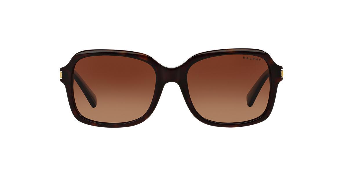 RALPH Tortoise RA5202 55 Brown polarized lenses 55mm