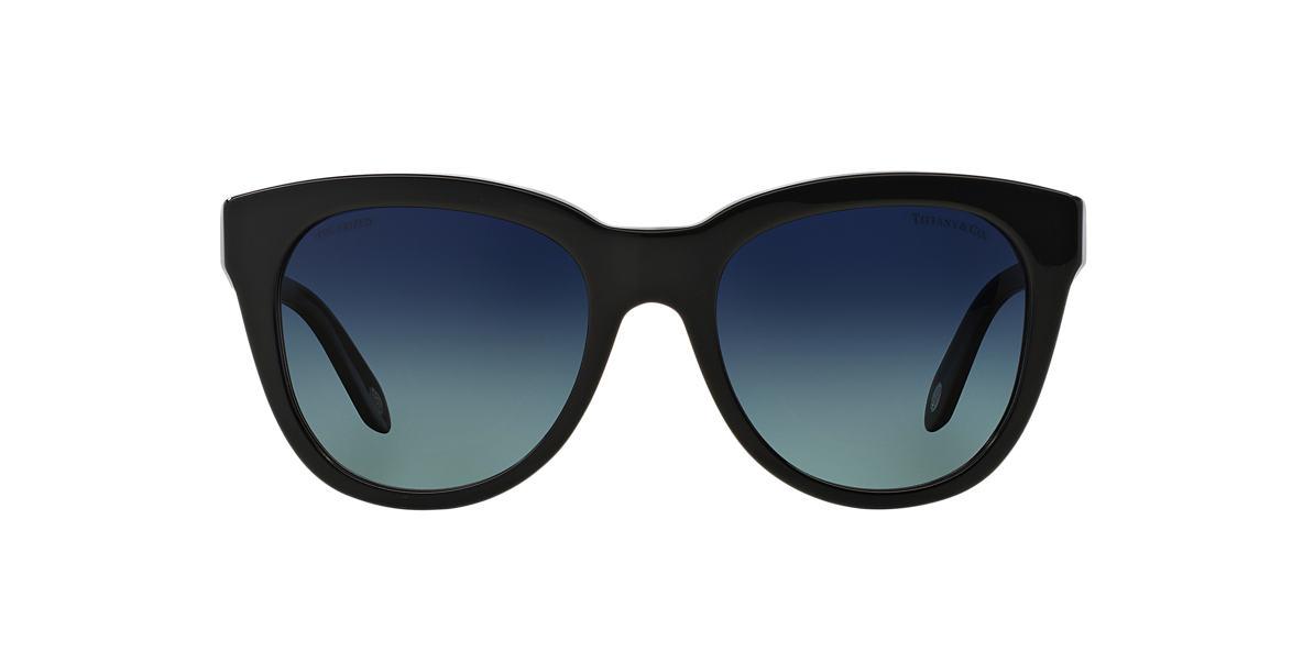 TIFFANY Black TF4112 53 Blue lenses 53mm