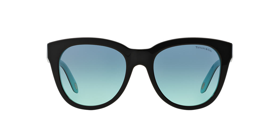 TIFFANY & CO Black TF4112 Blue lenses 56mm