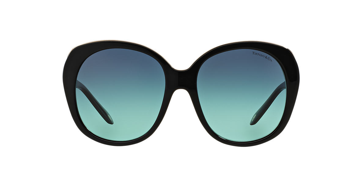 TIFFANY Black TF4115 55 Blue lenses 55mm