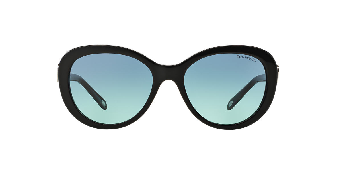 TIFFANY Black TF4113 55 Blue lenses 55mm