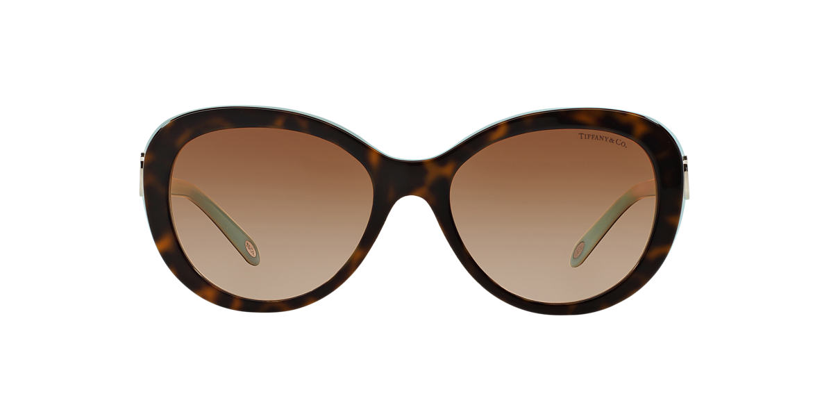 TIFFANY & CO Brown TF4113 Brown lenses 56mm
