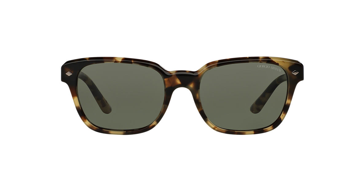 GIORGIO ARMANI Green AR8067 53 Green polarised lenses 53mm