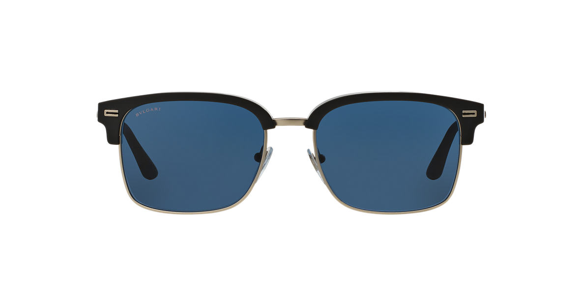 BVLGARI SUN  BV7026 54 Blue lenses 54mm