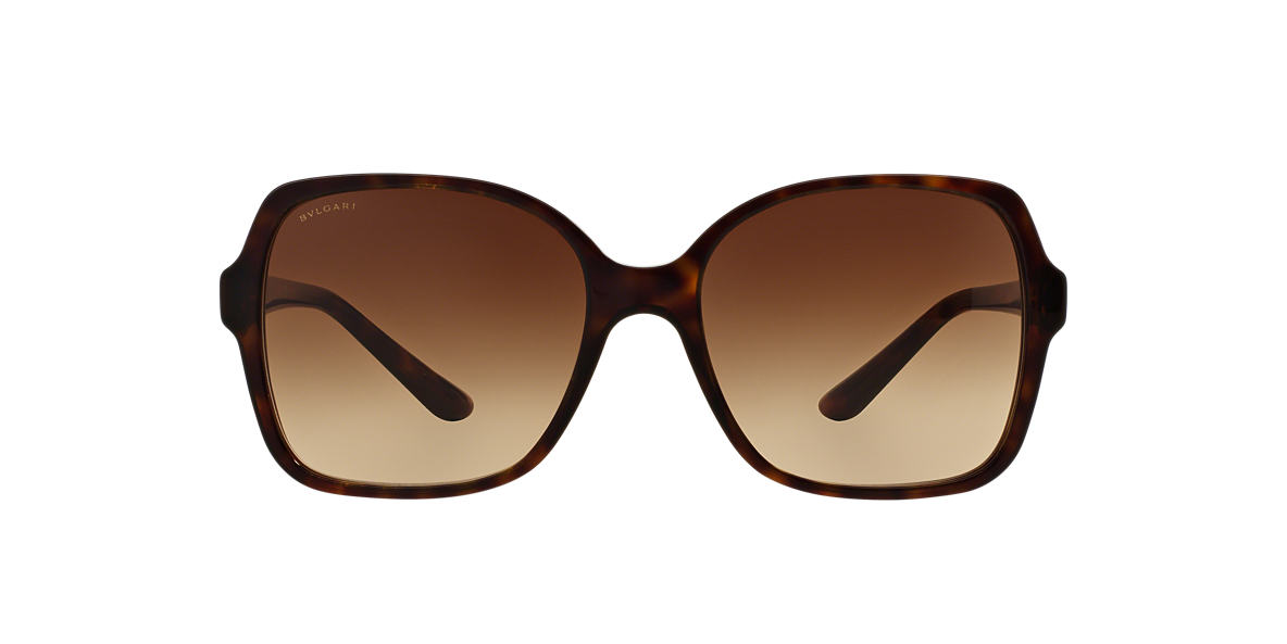 BVLGARI SUN Tortoise BV8164B 56 Brown lenses 56mm