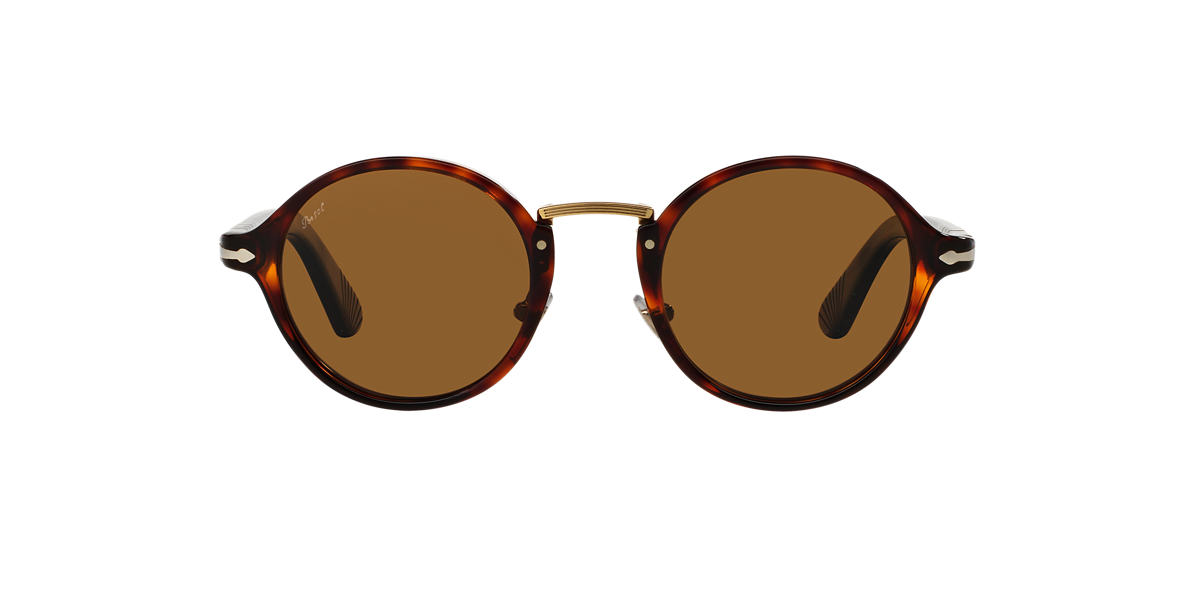 PERSOL Brown PO3129S 48 Brown polarised lenses 48mm