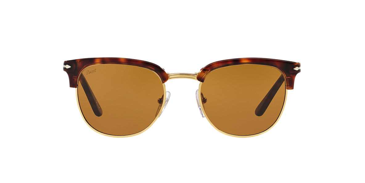 PERSOL Tortoise PO3132S 51 Brown lenses 51mm