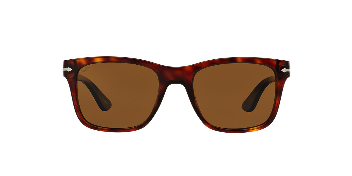 PERSOL Brown PO3135S 52 Brown polarised lenses 52mm