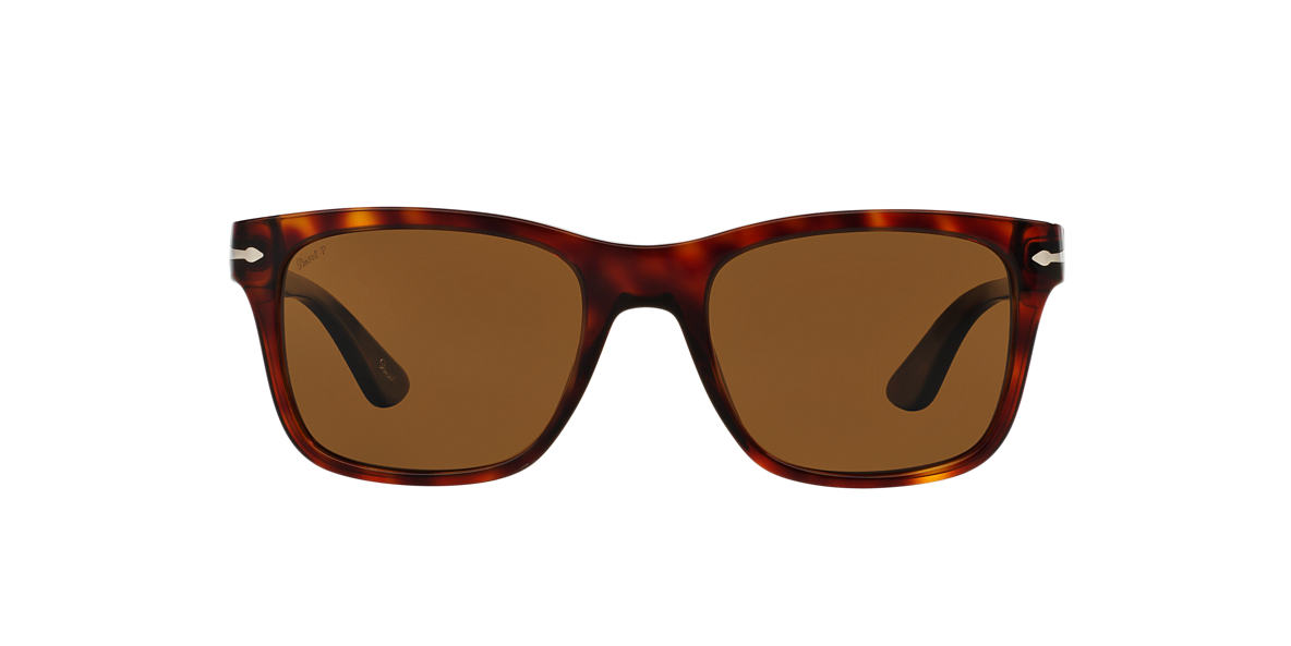 PERSOL Tortoise PO3135S 55 Brown polarized lenses 55mm