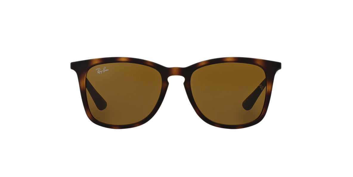 RAY-BAN CHILDRENS Brown RJ9063S 48 Brown lenses 48mm