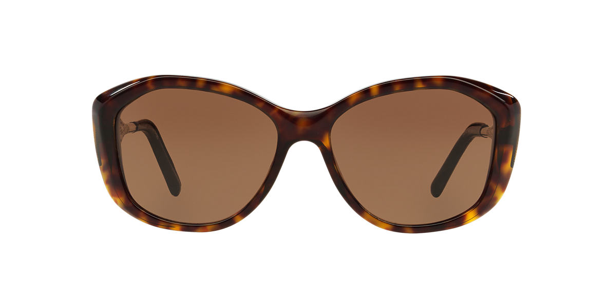 BURBERRY Brown BE4208Q 57 Brown lenses 57mm