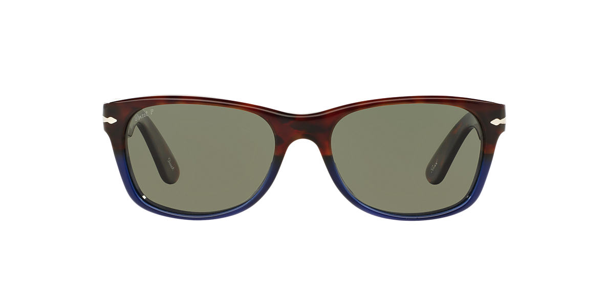 PERSOL Blue PO2953S Green polarized lenses 56mm
