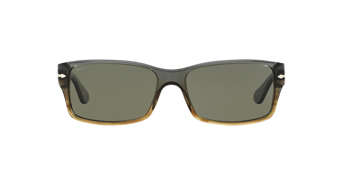 PERSOL Multicolor PO2803S 58 Green polarized lenses 58mm