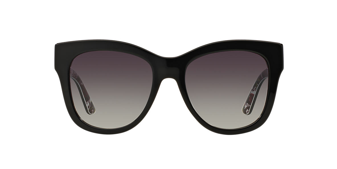 DOLCE AND GABBANA Black DG4270 55 Grey lenses 55mm