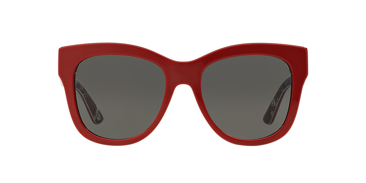 DOLCE and GABBANA Red DG4270 55 Grey lenses 55mm