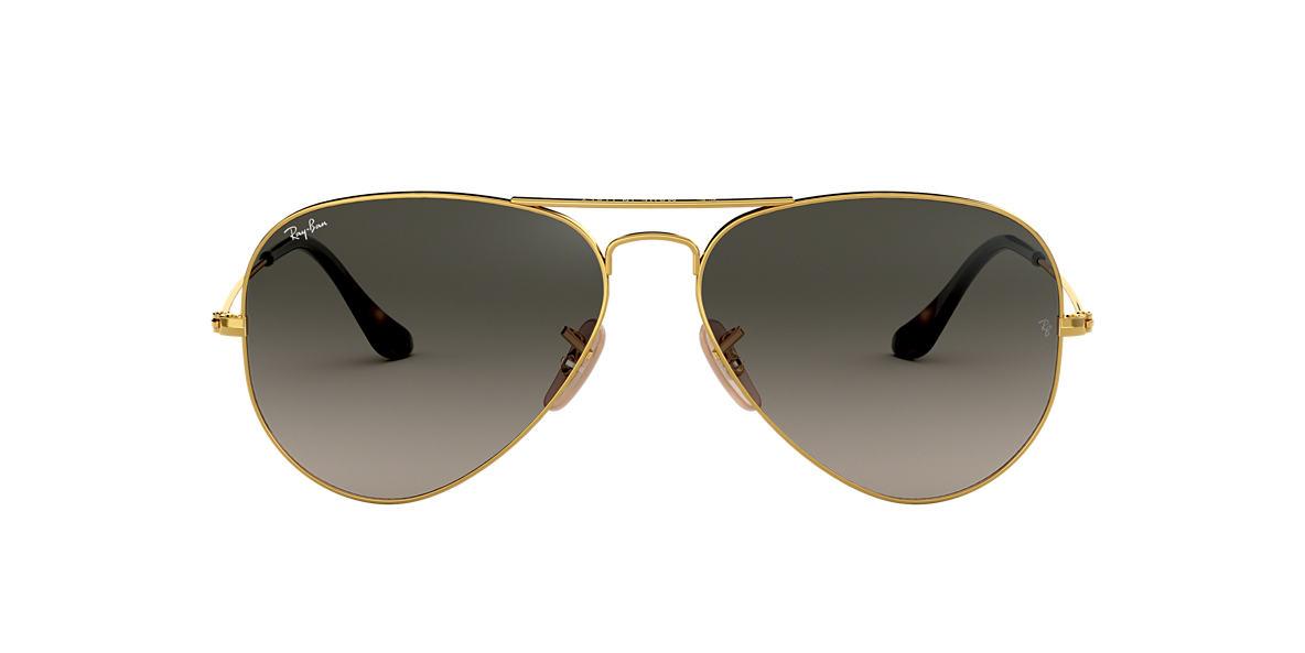 ray ban sonnenbrille aviator gold