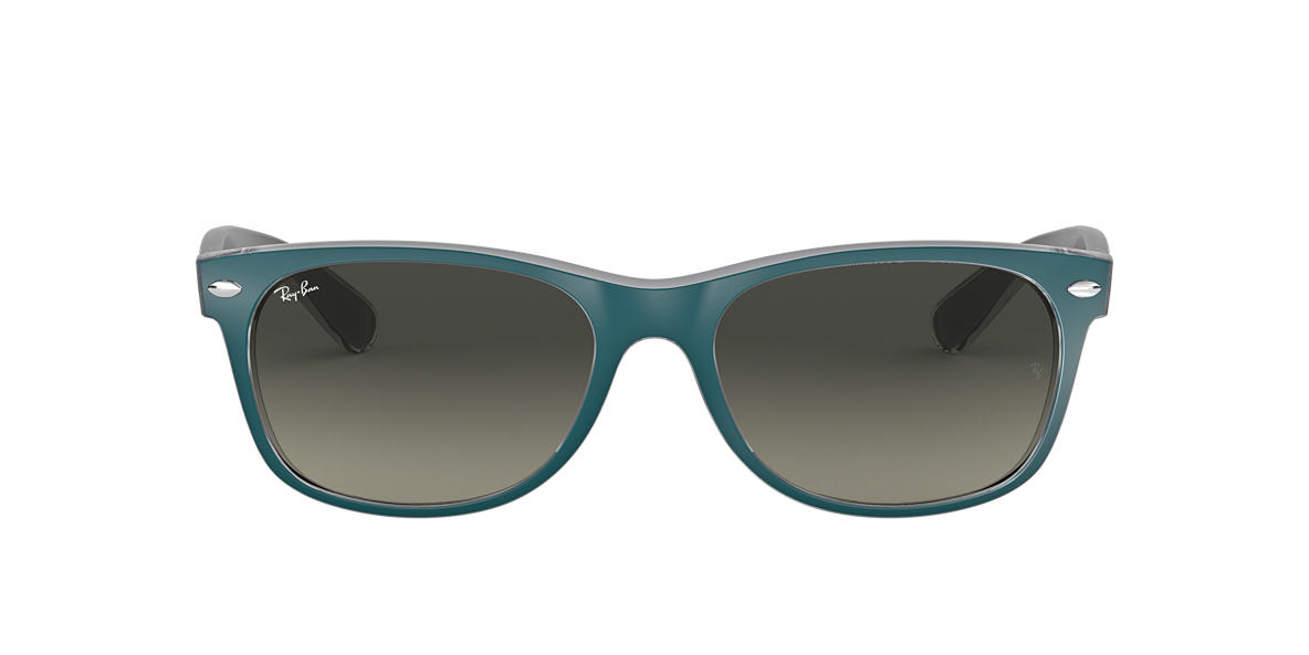 RAY-BAN Grey RB2132 55 NEW WAYFARER Grey lenses 55mm