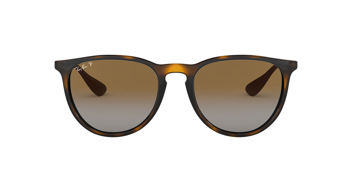 RAY-BAN Brown RB4171 54 ERIKA Brown polarised lenses 54mm