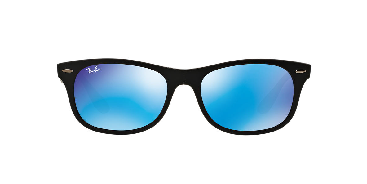 RAY-BAN Black Matte RB4223 55 Blue lenses 55mm