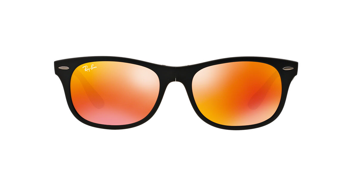 RAY-BAN Black Matte RB4223 55 Orange lenses 55mm