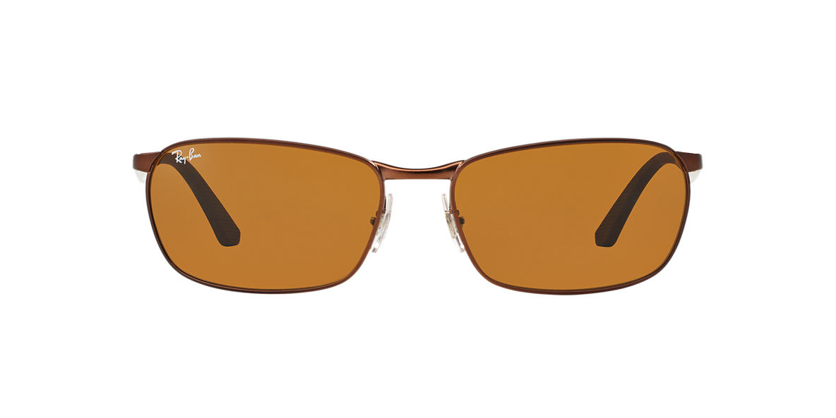 RAY-BAN Brown RB3534 62 Brown lenses 62mm
