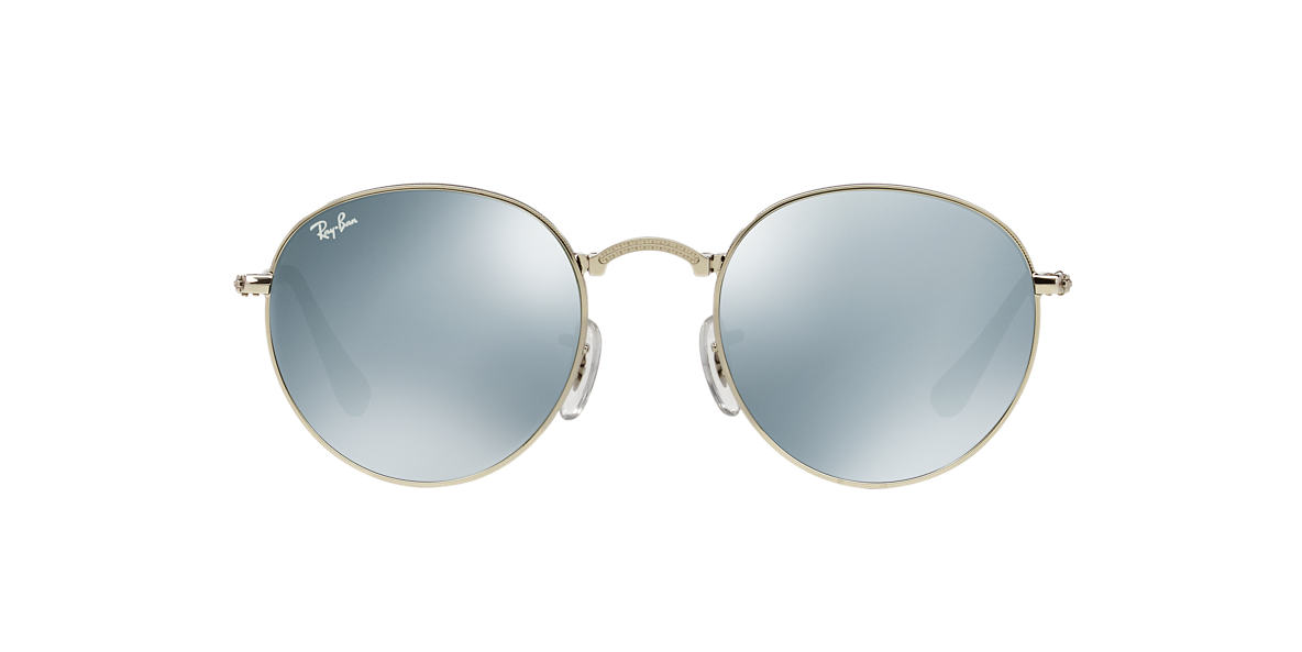 RAY-BAN Silver RB3532 50 Silver lenses 50mm