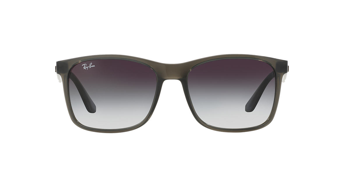RAY-BAN Silver RB4232 Grey lenses 57mm