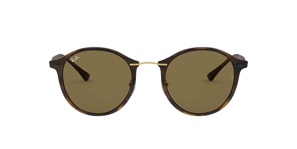 RAY-BAN Brown RB4242 49 Brown lenses 49mm