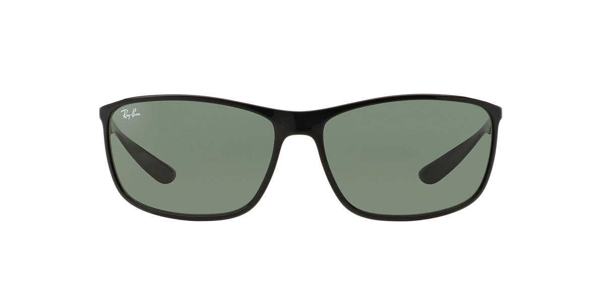 RAY-BAN Black RB4231 65 Grey lenses 65mm