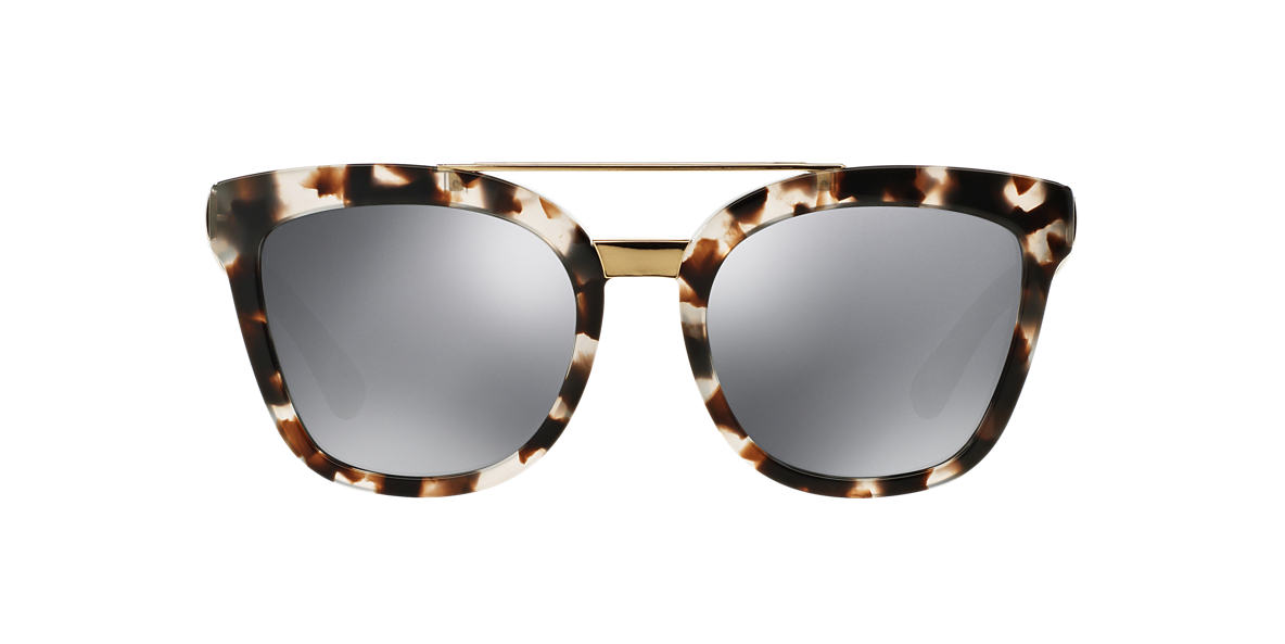 DOLCE and GABBANA Brown DG4269 54 Grey lenses 54mm