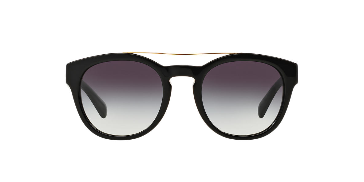 DOLCE and GABBANA Black DG4274 50 Grey lenses 50mm