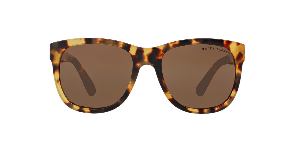 RALPH LAUREN Tortoise RL8141 56 Brown lenses 56mm