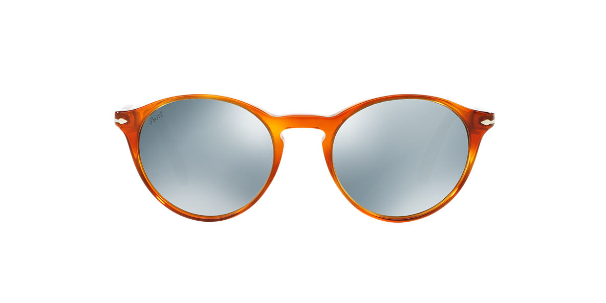 PERSOL Brown PO3092SM 50 Green lenses 50mm