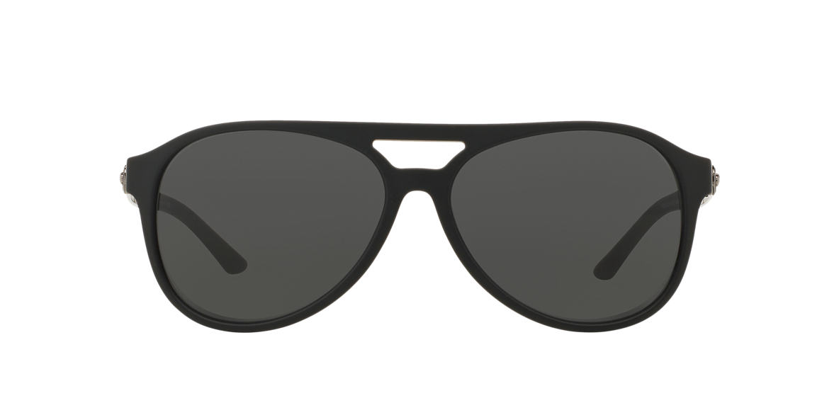VERSACE Black VE4312 Grey lenses 60mm