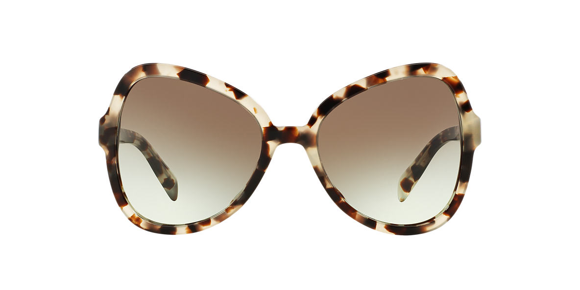 PRADA Brown PR 05SS 56 Grey lenses 56mm