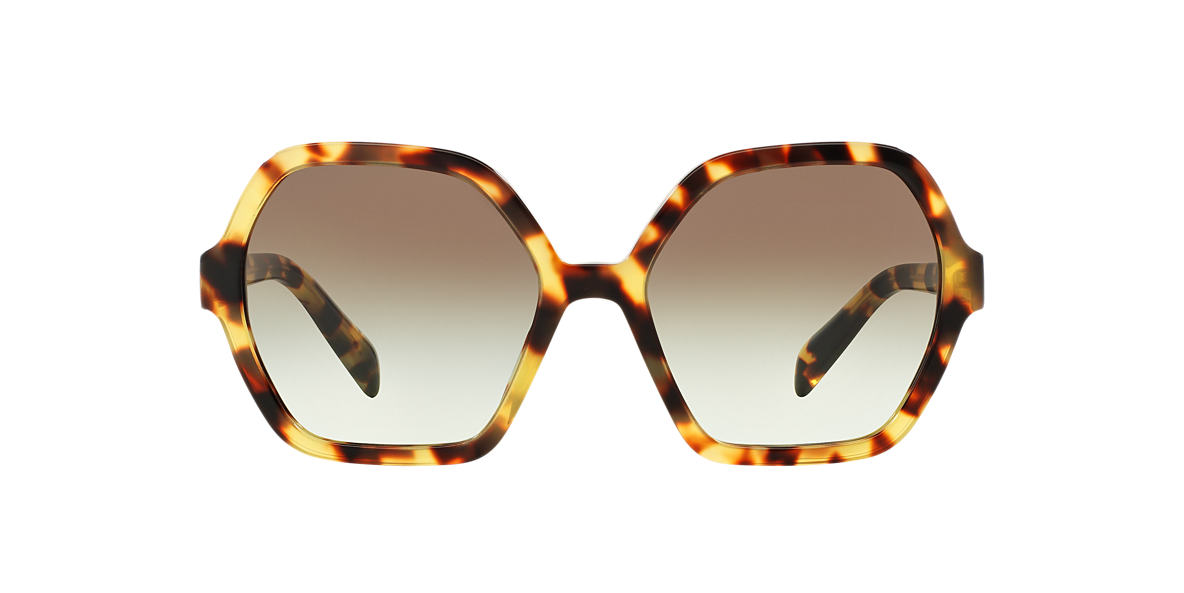 PRADA Multicolor PR 06SS 56 Grey lenses 56mm