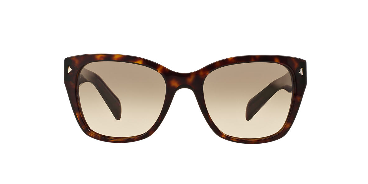PRADA Brown PR 09SS 54 Grey lenses 54mm