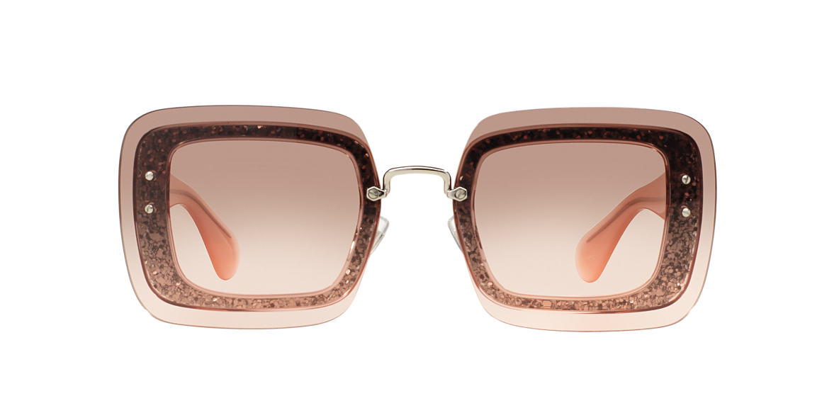 MIU MIU Pink MU 01RS 67 Pink lenses 67mm