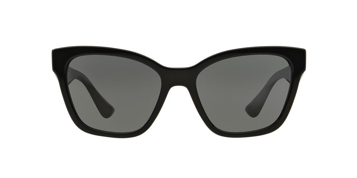 MIU MIU Black MU 06RS 57 Grey lenses 57mm