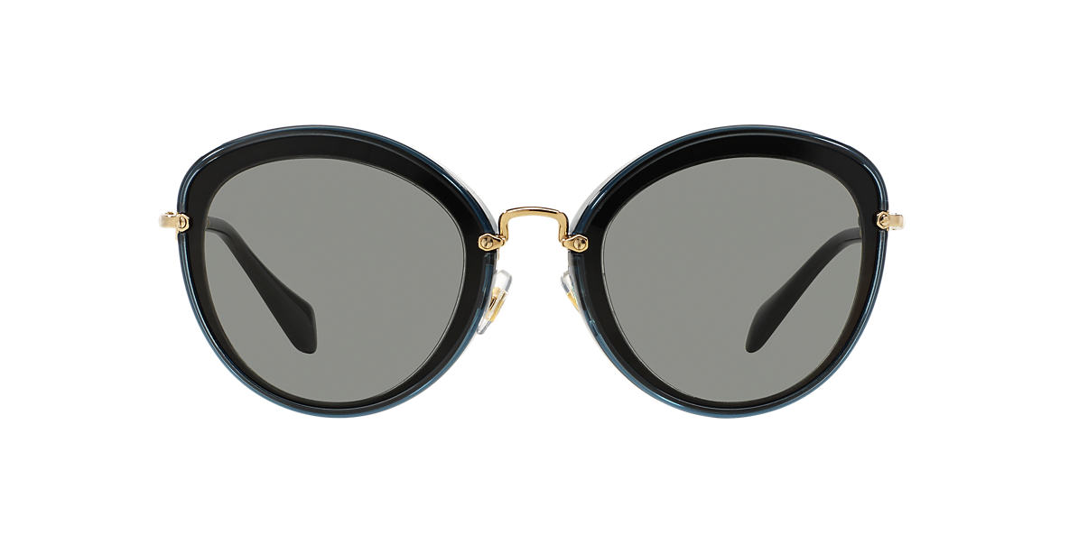 MIU MIU Grey MU 50RS 54 Grey lenses 54mm